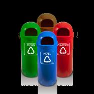 Cesto de Lixo Para Reciclagem