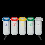 Lixeiras Para Reciclagem